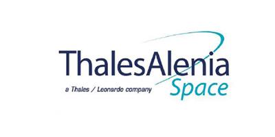 Logo ThalesAlenia Space