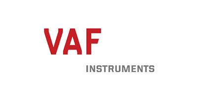 Logo VAF Instruments