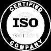 Dekimo ISO9001:2015 logo